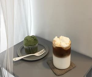 aesthetic, coffee, and cream image