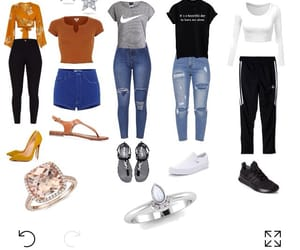 nice, pretty, and outfits image