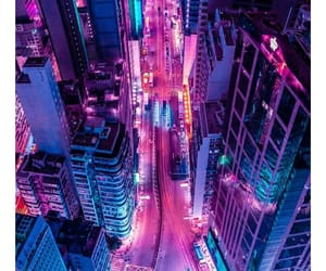 aesthetic, bright, and city image