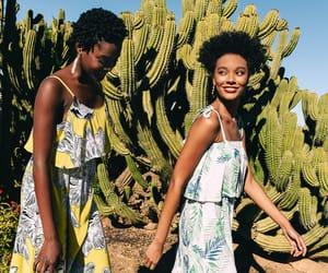 black women, elegance, and brown skin image