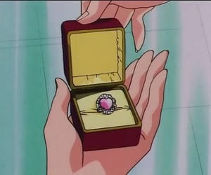 anime, japan, and ring image