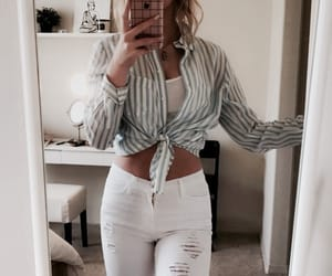 loren, snapchat, and outfit image