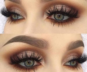 eyes, makeup, and style image