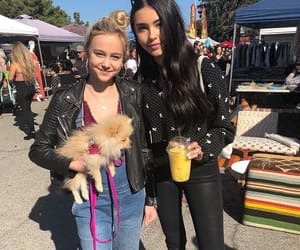 madison beer and madison elle beer image