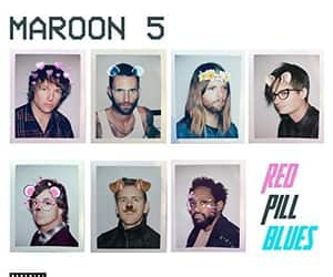 maroon 5, 2017, and levine image