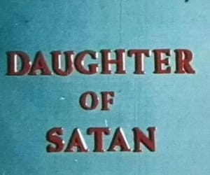 satan, daughter, and quotes image