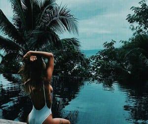 aesthetic, summer, and bikini image