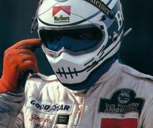 cool, skull, and f1 image