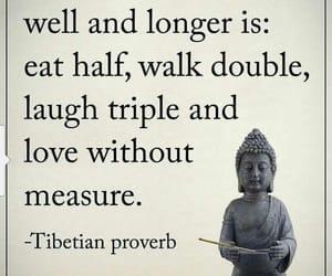 Buddha, smile, and happiness image