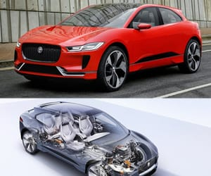 SUV, bmw 7 series, and i-pace suv image