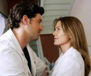 greys anatomy, medicine, and love image