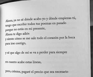amor, frase, and cita image