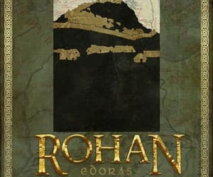 books, lord of the rings, and rohan image