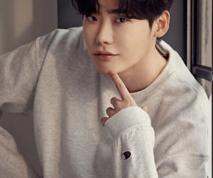 korea, korean, and lee jong suk image