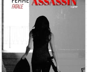 assassin, badass, and femme fatale image