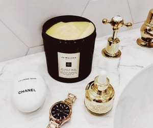 accessories, bath, and chanel image