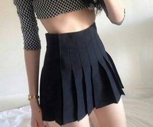 black, checkered, and image image