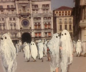 art, ghosts, and painting image