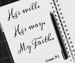 faith, god, and bible verse image