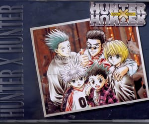 hunter x hunter (2011) and hunter x hunter image