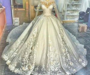 dresses, fashion, and hearts image