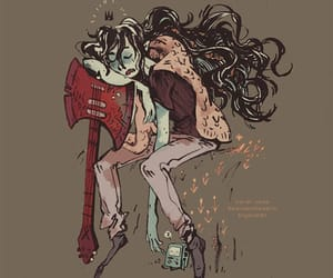 marceline and adventure time image