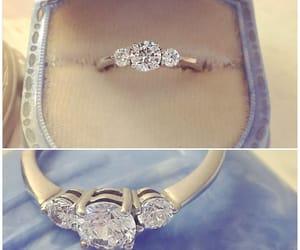 bespoke diamonds dublin, engagement rings ireland, and trilogy engagement rings image