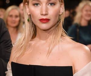 blonde, Jennifer Lawrence, and beauty image