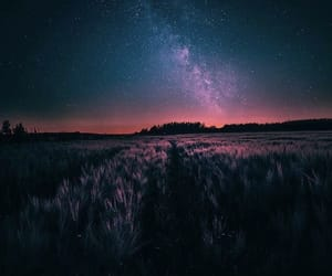 night, sky, and photography image