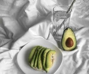 avocado, food, and breakfast image