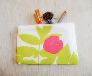 etsy, gift for her, and make up bag image