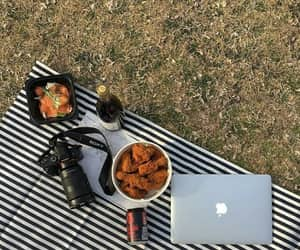 breakfast, dinner, and picnic image