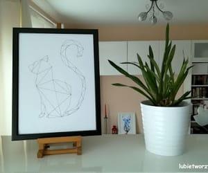 diy, obraz, and handmade image