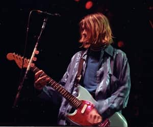 90s, cobain, and grunge image