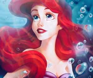 ariel and disney image