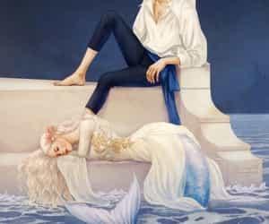 mermaid and exo image