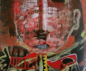 abstract art, Collage, and contemporary art image