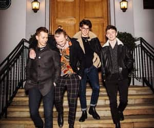 london, the vamps, and stairs image