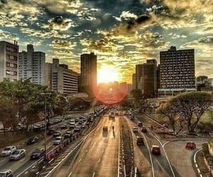 city and sao paulo image