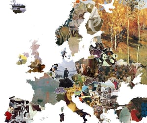 art, europe, and painting image