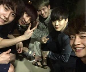 Minho, kyuhyun, and Jonghyun image