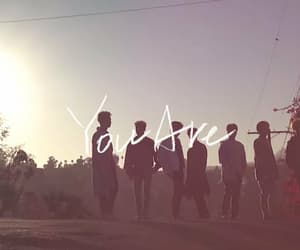 you are and got7 image