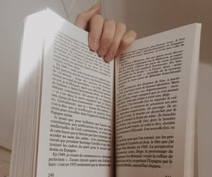 book, chill, and reading image