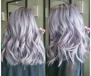 cinza, fashion, and grey image