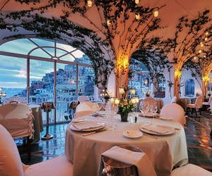restaurant and travel image