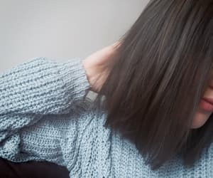hair, short, and style image