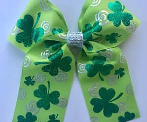 etsy, four leaf clover, and hair accessories image