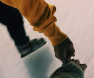 iceskating and love image