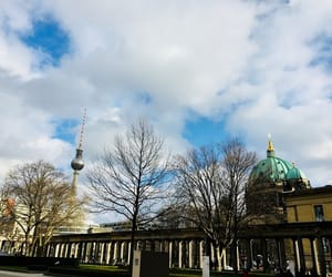 berlin, city, and happy image
