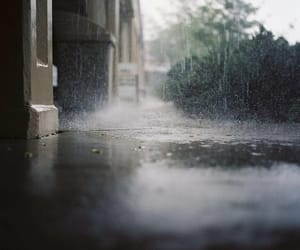 rain, rainy days, and photography image
